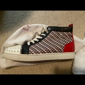 Louboutin Spiked Flat
